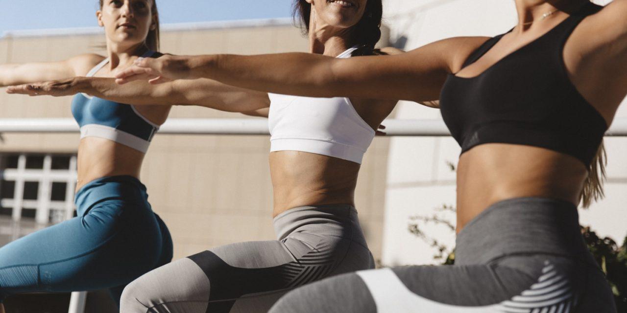 Adidas Viste tus entrenamientos