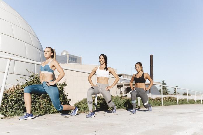 calentamiento para antes de correr adidas isabel del barrio como calentar anes de correr running warm up adidas onmytrainingshoes correr carrera estiramientos dinámicos