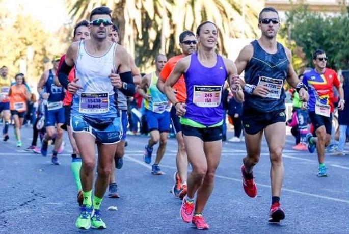 maraton de valencia mujeres que corren running competiciones isabel del barrio como prepare la maraton de valencia running consejos preparar una maraton