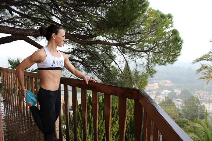 consejos para ser feliz contigo isabel del barrio mindfullness bienestar salud cuerpo sano mente wellness 8 claves para mantenerte en forma cuando estás lesionado