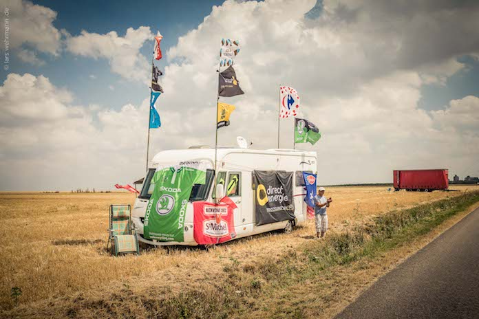INSIDE LE TOUR DE FRANCE Tissot ciclismo tour de Francia onmytrainingshoes Isabel del barrio Maurizio frondisti viajes experiencia tour