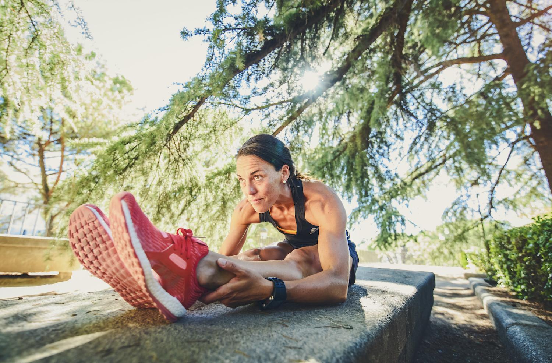 Adidas onmytrainingshoes Isabel del barrio triatlón correresalgomas