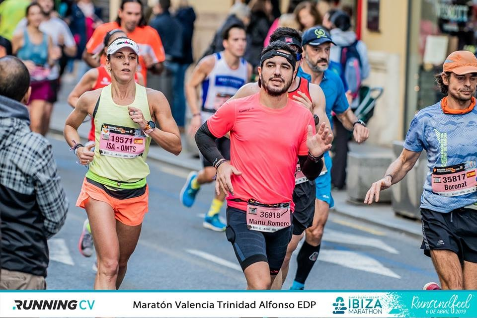 MARATON D EVALENCIA CORRER MUJERES QUE CORREN ONMYTRAININGSHOES ISABEL DEL BARRIO RUNNING COACH