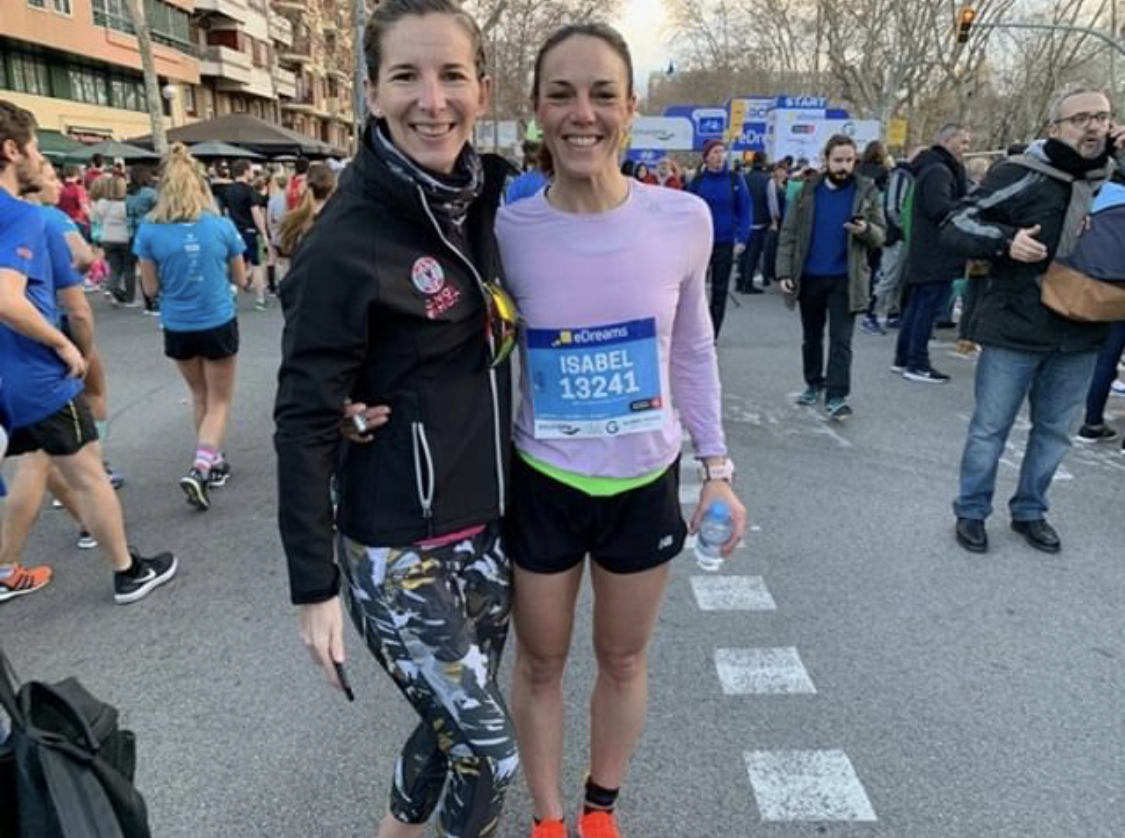 edreams mitt mart Barcelona escapada activa onmytrainingshoes running Barcelona juntas es mejor running tips