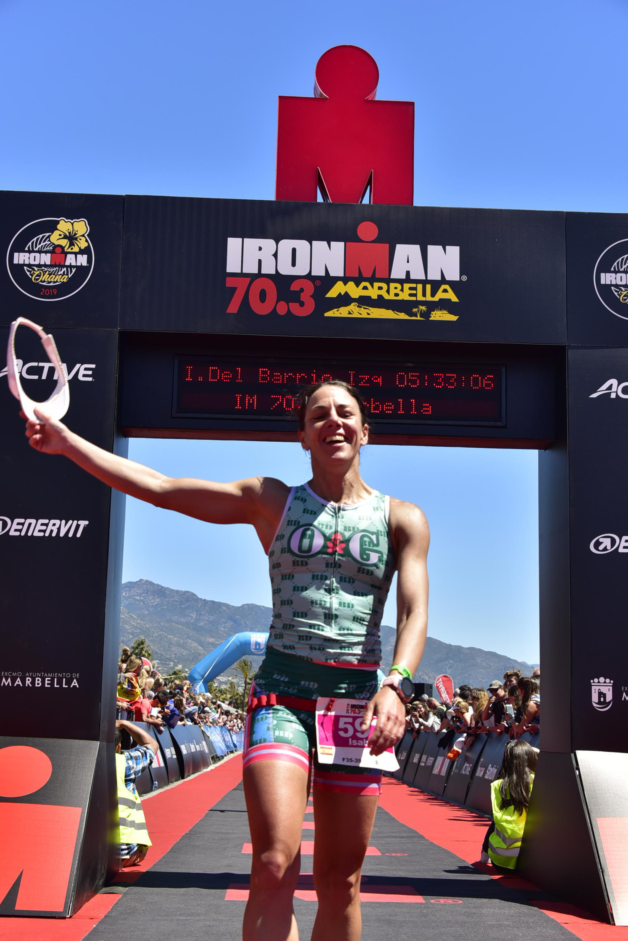 IRONMAN 70.3 MARBELLA 2019 triatlon triathlon Marbella on my training shoes competiciones ironman