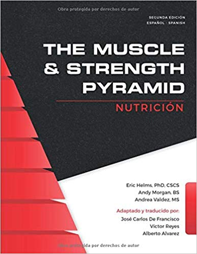 las piramides de entrenamiento y nutrición lecturas mis libros recomendados