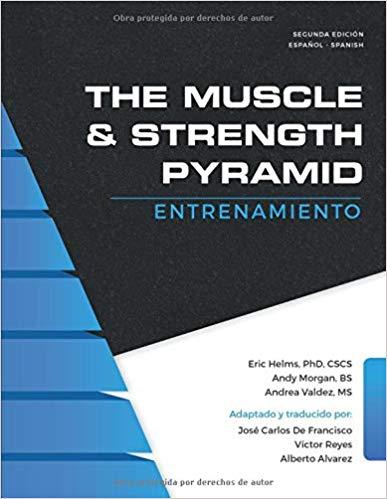 piramides de entrenamiento y nutrición lecturas recomendadas