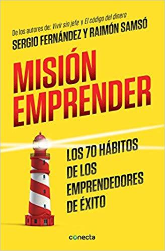 misión emprender mis libros recomendados lecturas recomendadas isabel del barrio