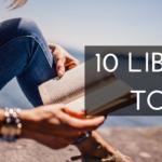 10 Libros Recomendados que tienes que leer