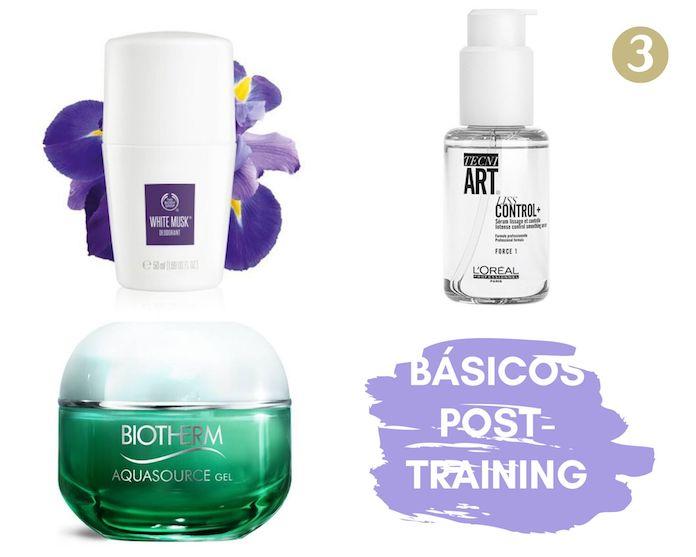 Basicos de belleza para runnners wellness belleza consejos de belleza onmytrainingshoes Beauty tips belleza y deporte