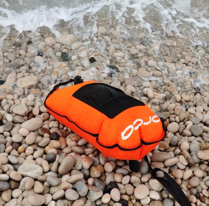 ORCA SPORTSWEAR CONSEJOS PARA NADAR EN AGUAS ABIRTAS ISABEL DEL BARRIO open water swim safe buoy