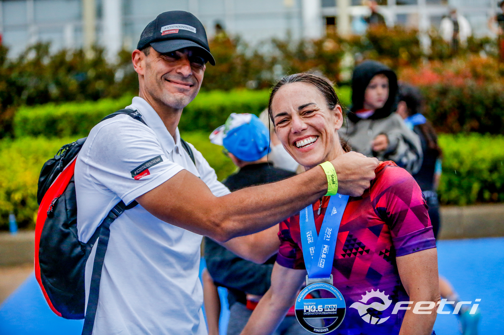 140.6 tradeinn international fetri Isabel del barrio onmytrainingshoes triatleta triatlón triathlete